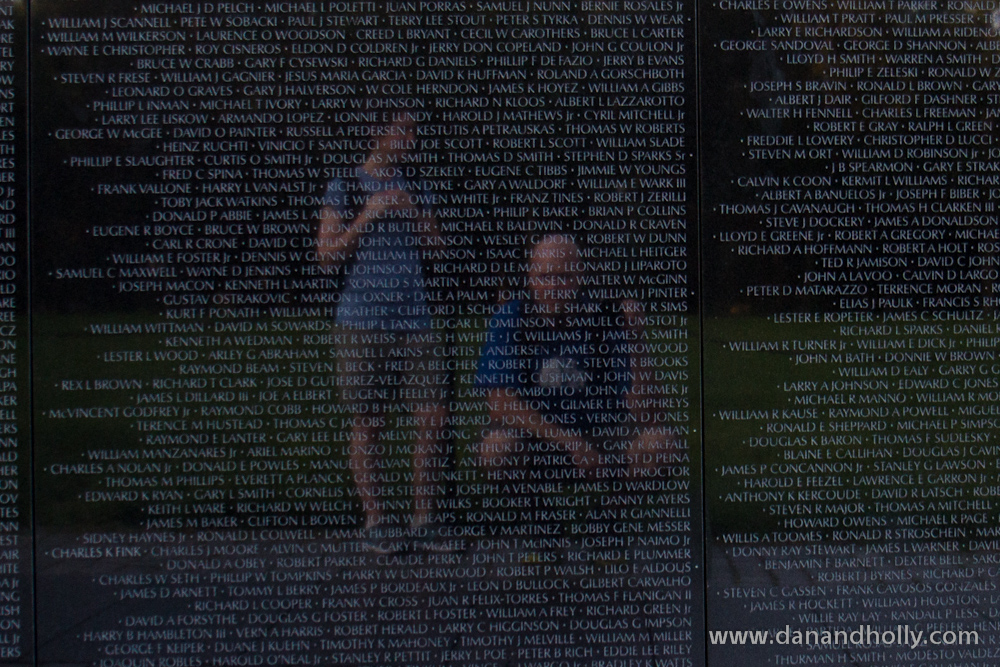 Vietnam Wall